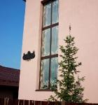 Двери и окно в стиле Модерн